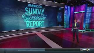NBC - Sunday Sports Report