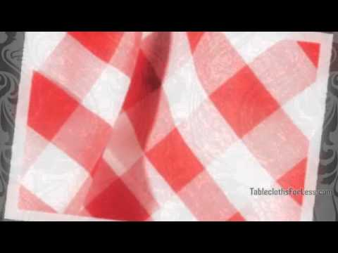 Country Tablecloths