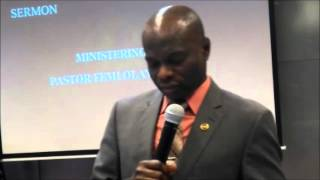 Breakthrough day 4, Pastor Femi Olawale