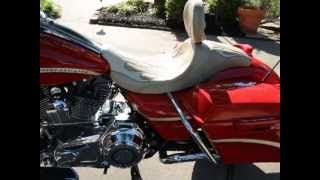 8. For Sale: 2010 Harley Davidson CVO 110 Screamin Eagle FLHXSE Street Glide