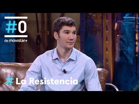 LA RESISTENCIA - Entrevista a Darío Brizuela  #LaResistencia 11.02.2019