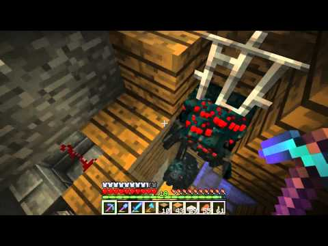 Must - Minecraft Survival. In this Minecraft episode we open the greatest present ever, set up a cave spider mob grinder, and then look for a stronghold. MindCrack: http://www.youtube.com/user/MindCrackN...