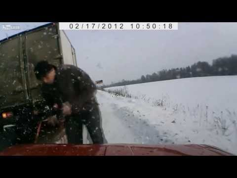Positive compilation of Russian dash cams(Great lessons in humanity)