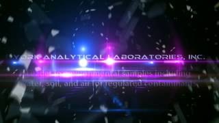 York Analytical Laboratories YouTube video