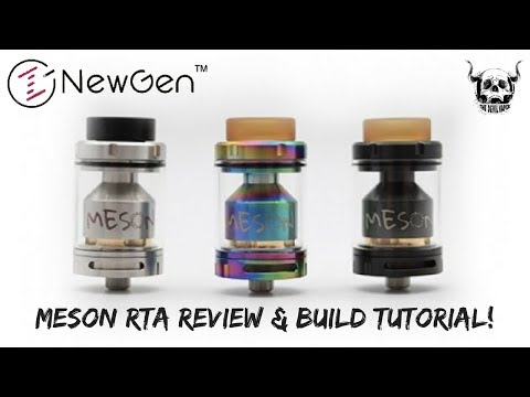MESON RTA By NEWGEN - Review & Build Tutorial!