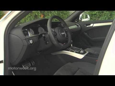 Road Test: 2013 Audi S4/S5