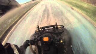 10. Full Throttle Honda Rincon