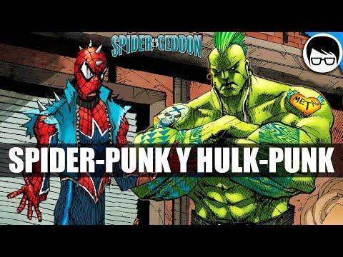 EL REGRESO DE SPIDER-PUNK (Spider-Verse Continuación) | Edge of Spider-Geddon #1 (видео)