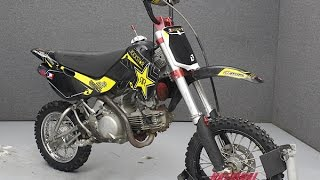 10. 2006  KAWASAKI  KLX110 - National Powersports Distributors