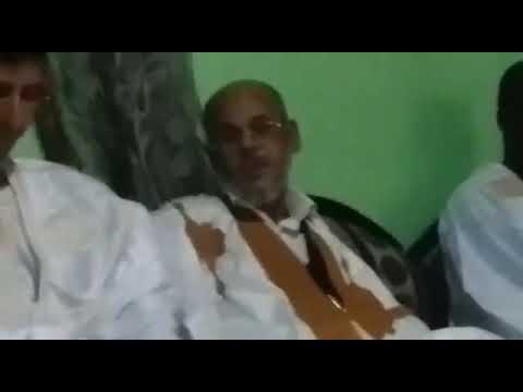 بالفيديو.. رئيس الجمهورية يعزي نائب المذرذرة الداه صهيب