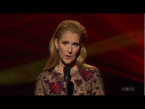 Céline Dion au Gala de l'ADISQ, October 30, 2016 HD // Complet