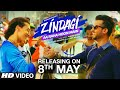 Zindagi Aa Raha Hoon Main | Releasing on 8th May | Atif Aslam, Tiger Shroff