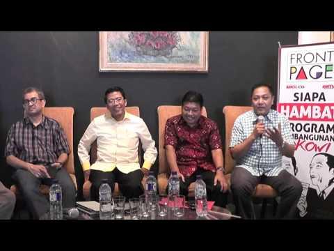 Siapa Hambat Program Jokowi