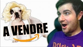 Video LES PIRES ARTICLES AMAZON ! MP3, 3GP, MP4, WEBM, AVI, FLV Juli 2017