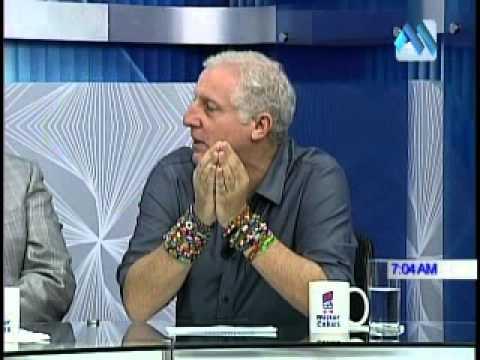 Ing. Luis Mario Aparicio, entrevista en