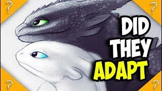 Video What if TOOTHLESS is a MUTATED Light Fury MP3, 3GP, MP4, WEBM, AVI, FLV Agustus 2018