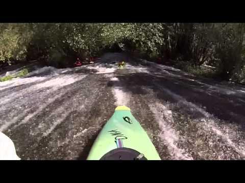Baixada Popular en Kayak
