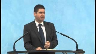 Marius Livanu – Moduri nevrednice de împartașire la cina Domnului