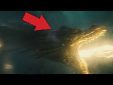 All the Monster Secrets Hidden in the New Godzilla Trailer