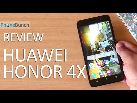 Huawei Honor 4X Full Review - Is it better than YU Yureka?