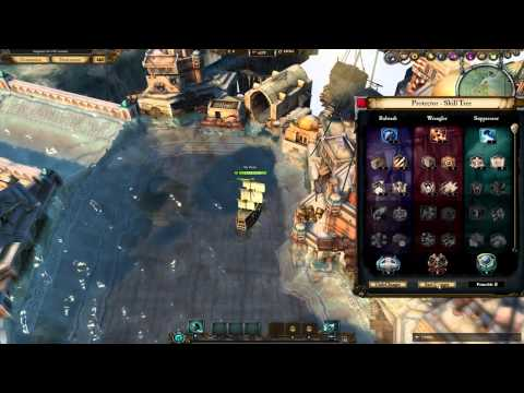 Watch Kartuga Trailer for Skill Trees