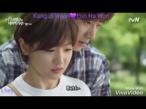 Kang Ji Woon💜Eun Ha Won [ WHEN GOD MADE YOU]