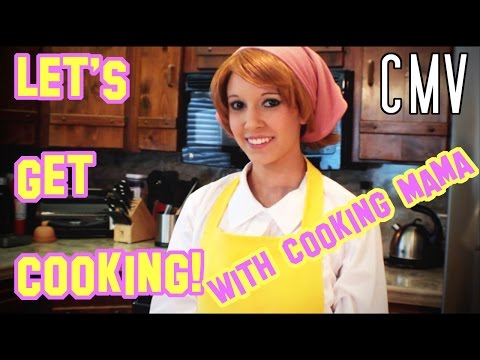 Let's Get Cooking With Cooking Mama! - A Live-Action Music Video