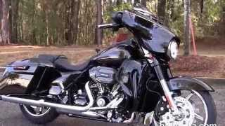 7. New 2015 Harley Davidson CVO Street Glide Motorcycles for sale