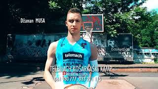 Košarkaški kamp Telemach