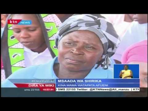 World Vision yatoa msaada wa vitanda 10 kwa wakina mama katika kaunti ya Kilifi