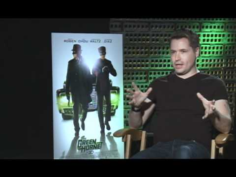 Ryan J Downey - MovieWeb's Ryan J. Downey goes one-on-one with Seth Rogen, Cameron Diaz and Jay Chou to discuss sequel plans, negative buzz, and the lengthy development proc...