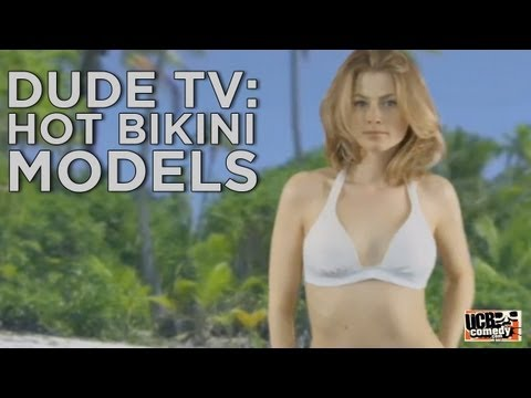 Dude TV: Hot Bikini Models