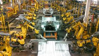 Nonton Fanuc robots at Ford,  in Kansas city, MO. Film Subtitle Indonesia Streaming Movie Download