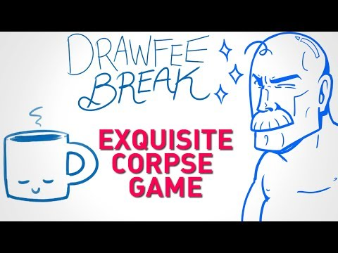 break - We bring in some new faces to draw an Exquisite Corpse on this week's Drawfee Break! Follow us on Twitter https://twitter.com/caldy https://twitter.com/AtNathanYaffe.