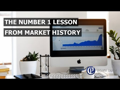 The Number 1 lesson from market history