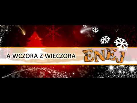 Tekst piosenki Enej - A wczora z wieczora po polsku