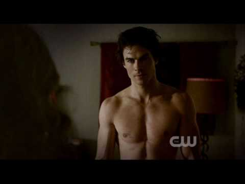 Damon Salvatore Vs. Edward Cullen