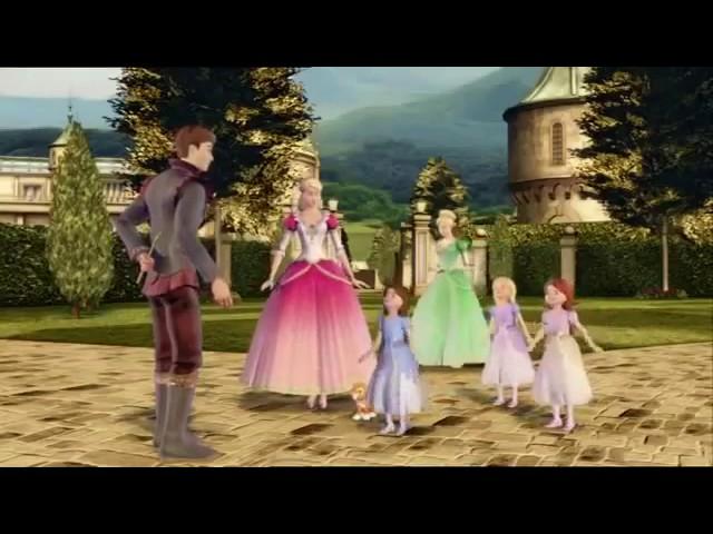 Barbie In The 12 Dancing Princesses 2006 Full Movie Watch ...