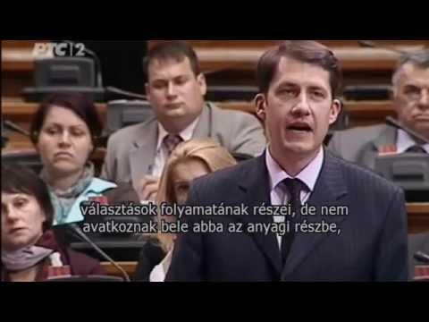 Híradó - Napirenden a nemzeti tanácsokról szóló törvény módosítása-cover