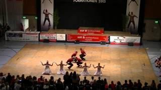 Börning Boogies - Deutsche Meisterschaft 2013