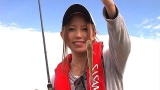 河口でハゼ釣りを楽しもう!食べて美味しい魚を手軽にゲット!/四季の釣り/2015年10月16日OA