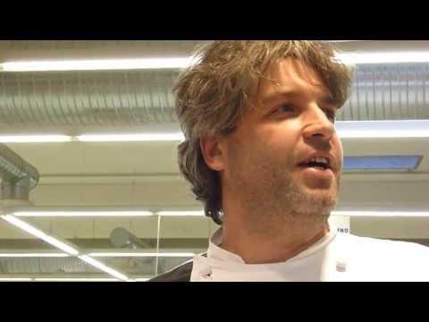 """Lo chef Pisciotta: """"Con i prodotti di stagione si mangia meglio e si risparmia"""""""