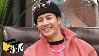 Jackson Wang Reflects On His 'Journey To The West' | MTV News