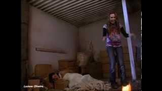 Cuidado Com O Anjo - Ana Júlia sequestra Malú (Dublado HD)