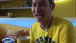 Vietnam Idol 2012 - Huy Khánh học kịch bản dẫn chương trình thế nào