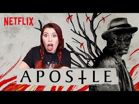 Netflix's APOSTLE review!