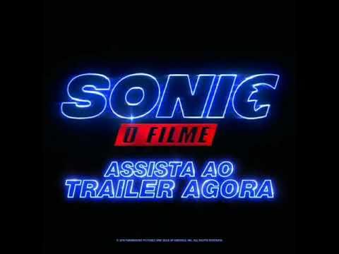 O novo filme do Sonic mano é doido