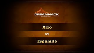 espumito vs Xixo, game 1