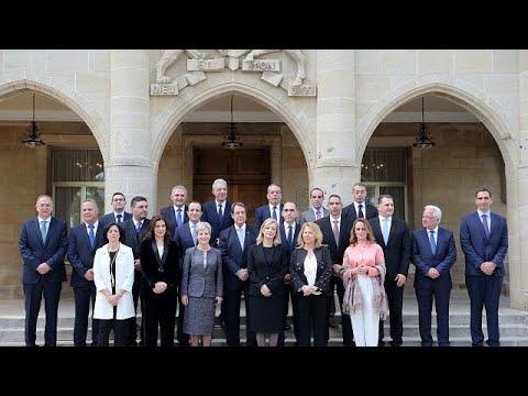Κύπρος: Ορκίστηκε η νέα κυβέρνηση
