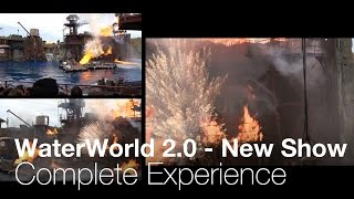 Nonton WaterWorld 2.0 - New Show - Complete Experience - Universal Studios Hollywood (4K) Film Subtitle Indonesia Streaming Movie Download